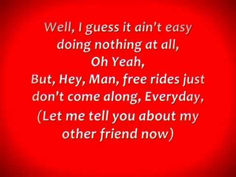 Why Don't You Get A Job By The Offspring-Lyrics