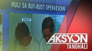 Pitong suspek, arestado sa magkahiwalay na buy-bust operation sa Quezon City