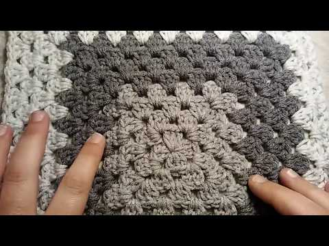 How to Crochet the Basic Granny Square