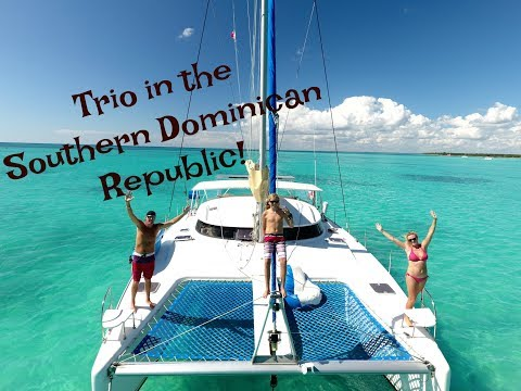SE3 EP53  Visiting Bayahibe and Isla Saona, Dominican Republic!