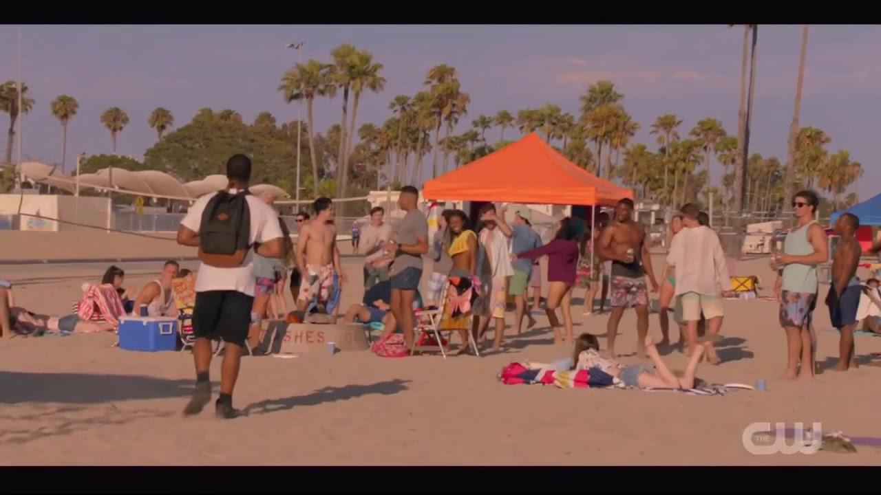 Download All American (S02E01)   Beach scene (Part 2)