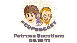 #CUPodcast Patreon Questions - Switch or 3DS for Portable Gaming?