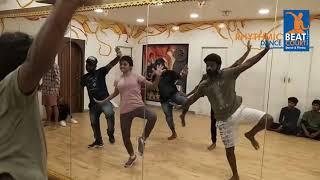 anandhi-dance-practice-rhythmic-beat-dance-courts
