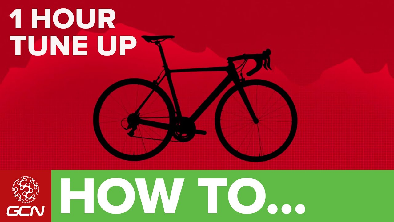 The 1 Hour Tune Up How To Make Your Bike Feel Like New Youtube