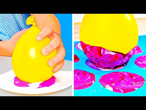 32 EASY YET COOL PAINTING TRICKS