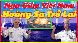 TIN BIỂN ĐÔNG 29-05-2020: Hoan hô Nga đã hiến kế giúp VN lấy Hoàng Sa từ tay Trung Quốc Quá Bất Ngờ