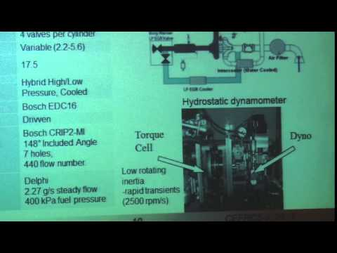 Reciprocating Engines, Reitz, Day 5, Part 1