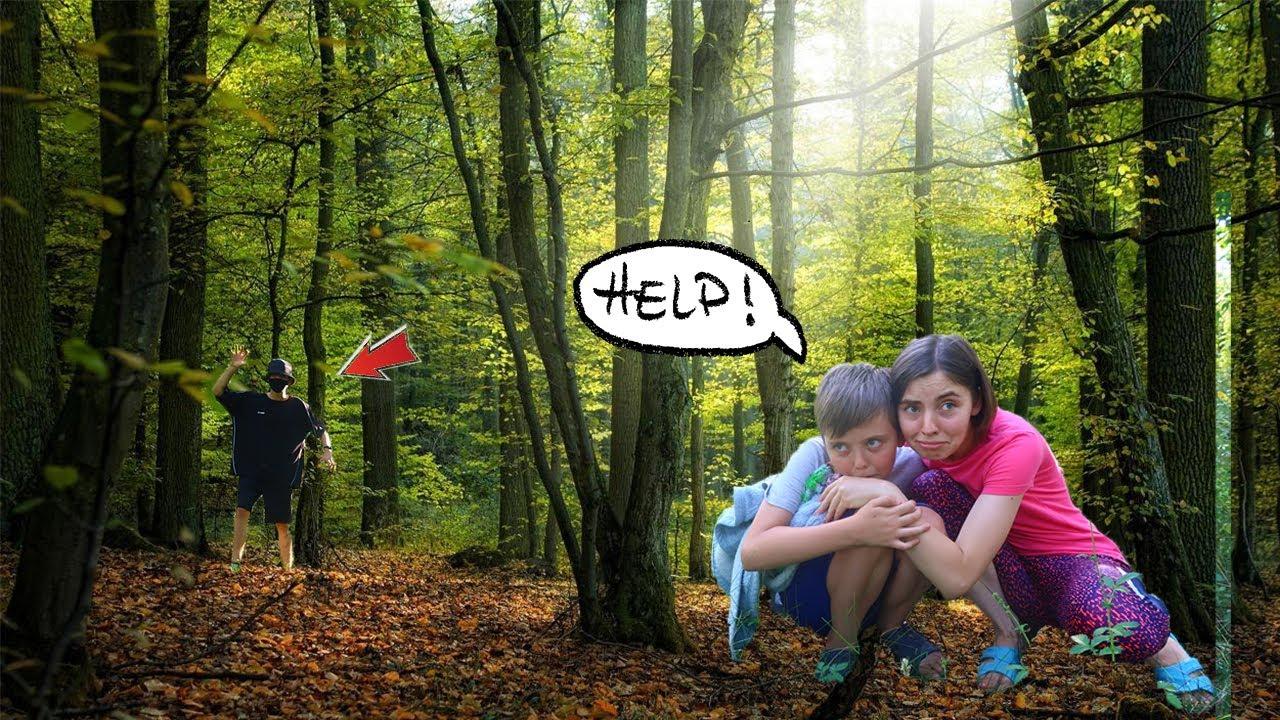 Au dat de un MONSTRU în pădure!