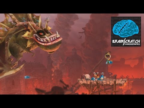 Rayman Legends - Part 3: Bam-Ba-Lam!