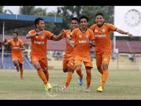 Indonesia Soccer Championship   PERSIRAJA Vs PERSSU SUMENEP