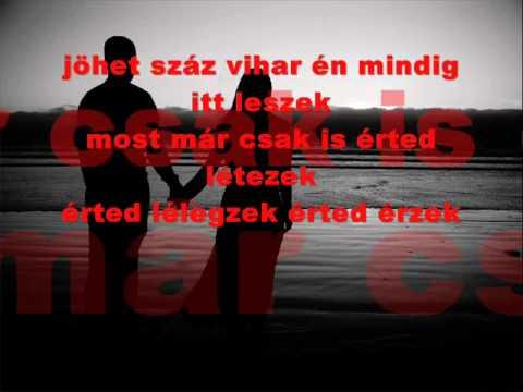 Tear feat Edina - Az egyetlen érzés.wmv