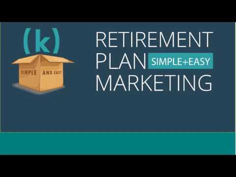 Simple + Easy 401k Retirement Plan Marketing Webinar