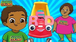 Goo Goo Mom Help! (Learn To Spell with Goo Goo Colors)