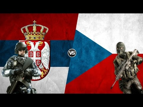 SERBIA VS CZECH REPUBLIC - Military Power Comparison 2017