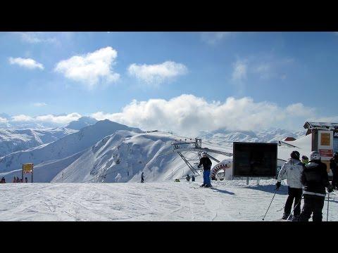 Kitzbühel/Kirchberg Ski Area February 2013