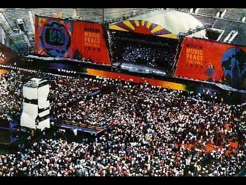 Moscow Music Peace Festival 1989 - JAM (HQ)