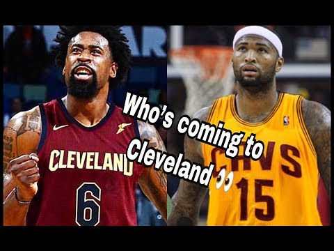 Deandre Jordan or Demarcus Cousins May end up in Cleveland Cavs!