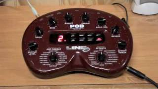 line 6 pod 20 guitar gear review
