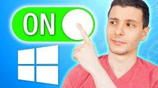 Top 7 Windows Features To Enable! (or Bill Gates will come to your home and knock you unconscious)