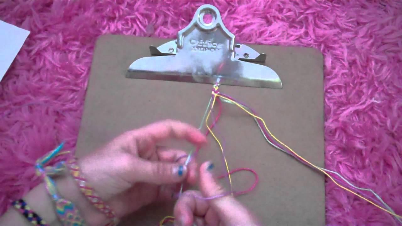 How To Make Friendship Bracelets: Totem Pole