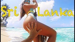 Влог Шри Ланка. Безлюдные Пляжи. Стоит ли ехать на Шри Ланку?!