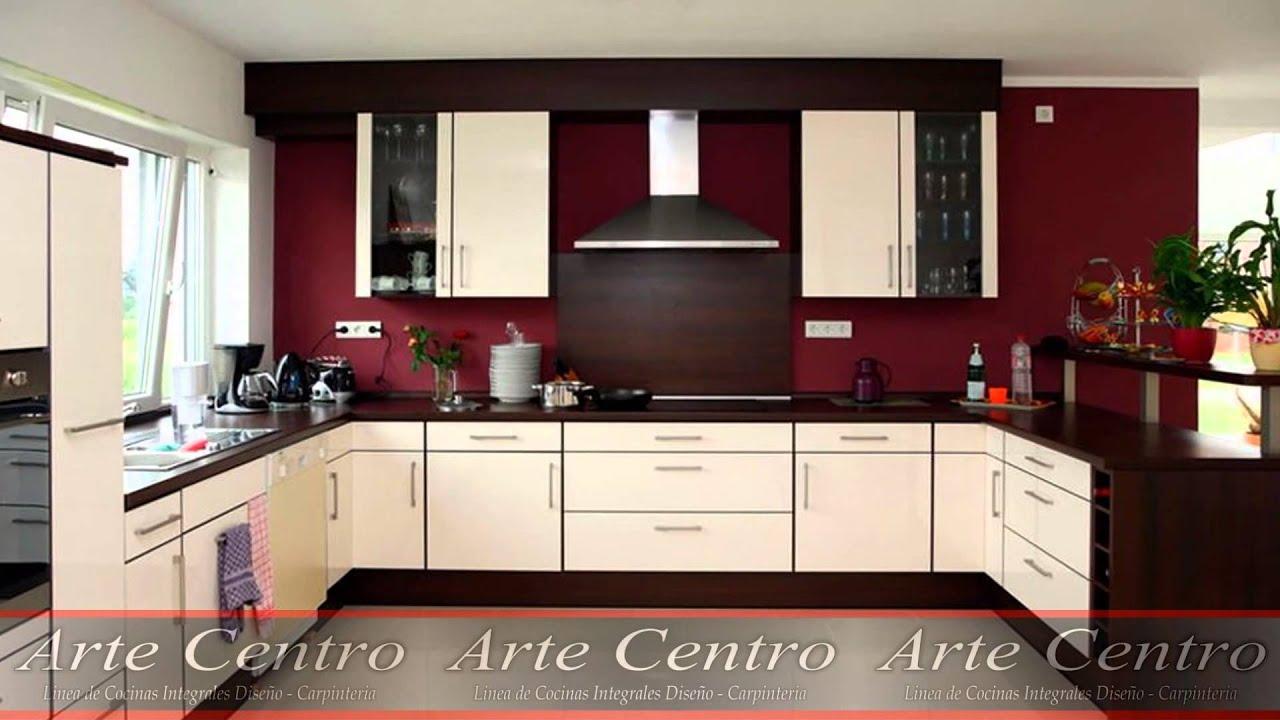 artecentro cocinas integrales villavicencio youtube