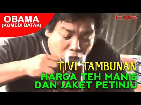 Komedi Lawak Batak (Obama Vol. 2) - Harga Teh Manis & Jaket Petinju (Comedy Video)