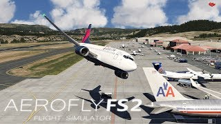 AEROFLY FS 2 I First Look  ★ Orbx - Eagle County Colorado [Deutsch/HD]
