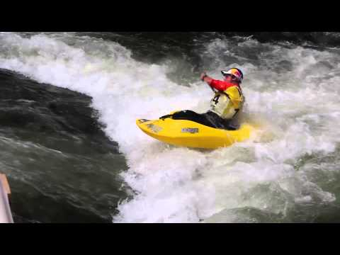 2013 ICF World Freestyle Championships Jackson Kayak Rockstar in Finals