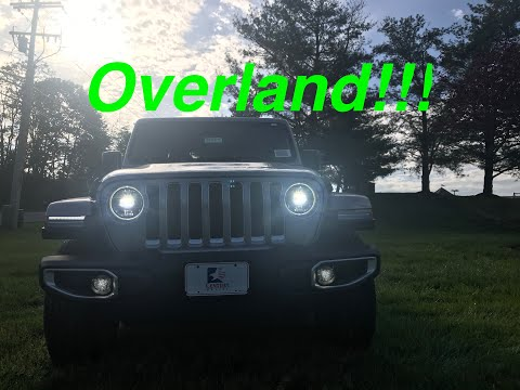 2020 Jeep Gladiator Overland - Still Expensive?
