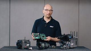 ALEXA Mini LF Tech Talk: Large-format camera system
