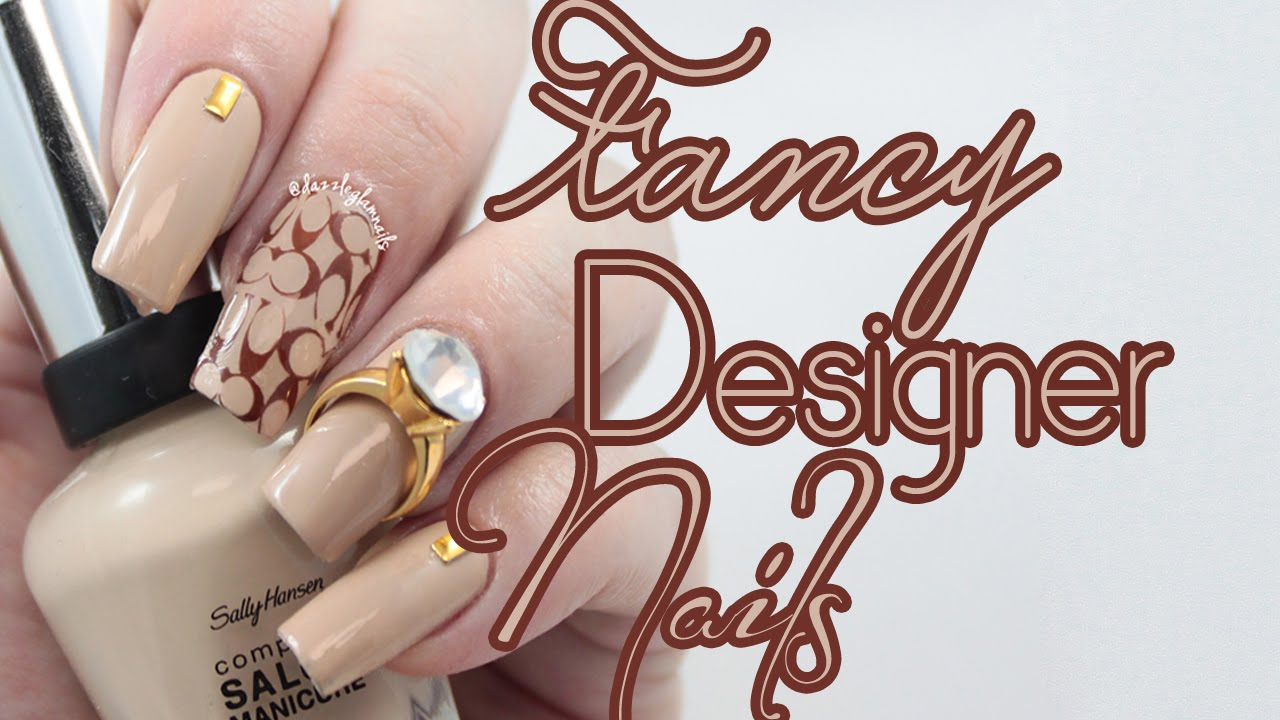 Nail Art Fancy Designs