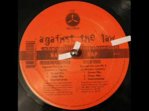 Kess - Against The Law