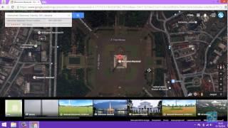 Cara mencari lokasi di Google Maps / Peta Google