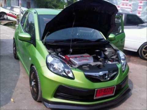 Tuning F CON V PRO 3.3 Honda Brio swap K20A 213 WHP
