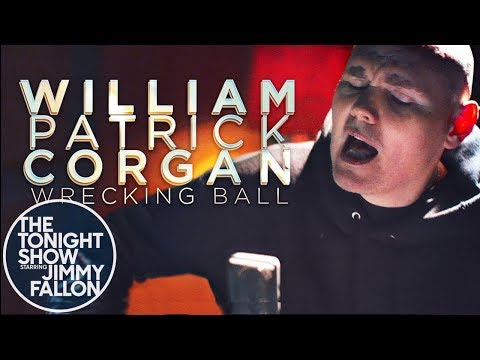 "Cover Room: William Patrick Corgan - ""Wrecking Ball"""