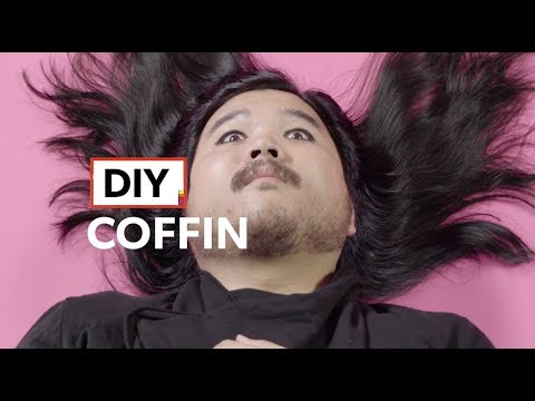 DIY Coffin | Tatered