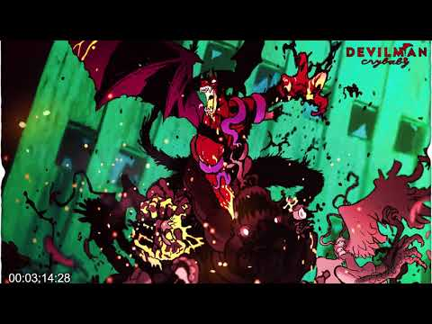 Devilman Crybaby OST   Cheesy Drop Extended