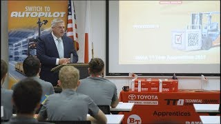 2019 TMHA Forklift Apprentice Intake