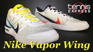 Nike Air Max Vapor Wing MS Tennis Shoe Preview | Tennis Express