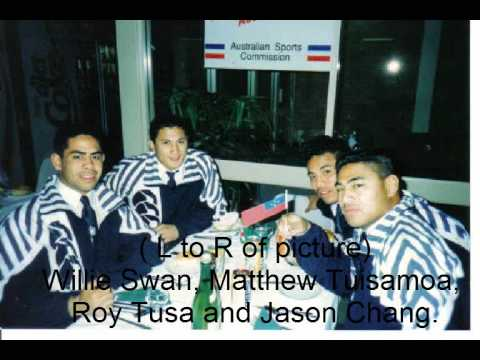 Samoa rugby league team 1992