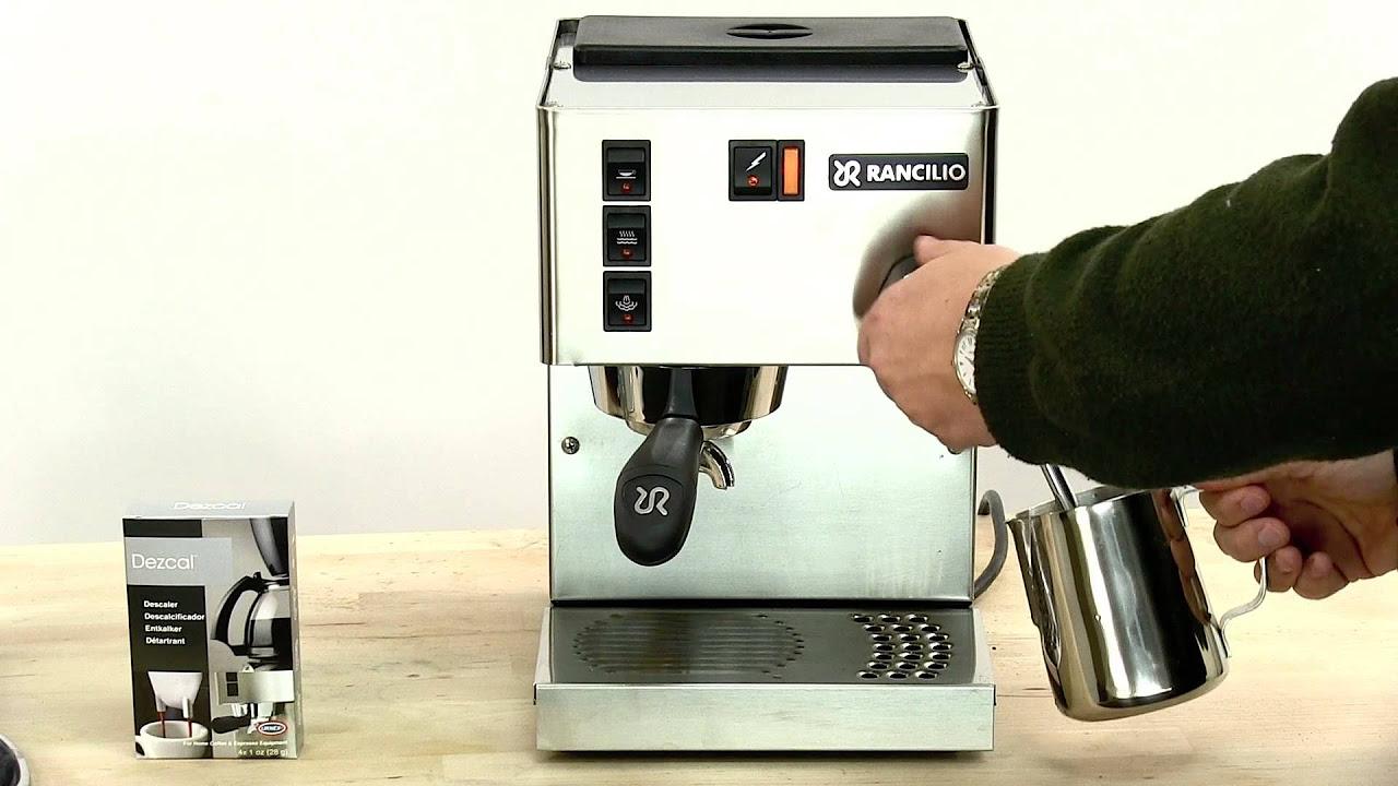 Phone Citric Acid Descaler Coffee Machine how to descale an espresso machine