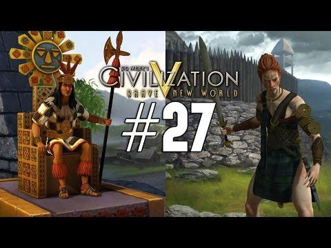 Civilization 5: Emperor Co-op [Celt / Inca] - 27