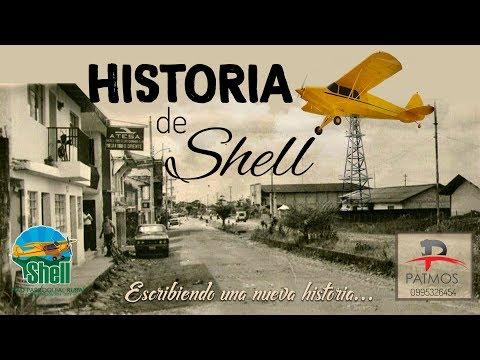 HISTORIA DE SHELL