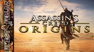Assassin's Creed Origins: lvl 40 End Game Activities (Ps4)
