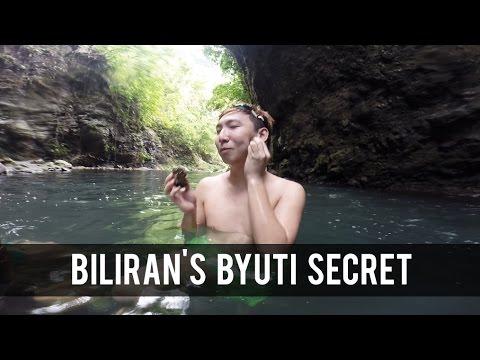 NIKKI   Exploring Leyte part 1 ft. Bagongbong falls, Sambawan Island, Agta beach & many more!
