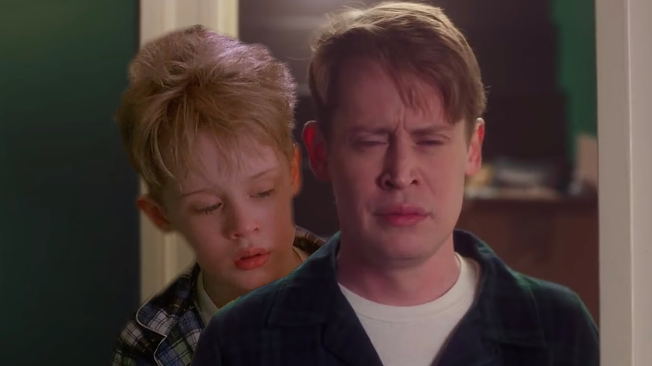 Home Alone 1990 vs. Home Alone 2018