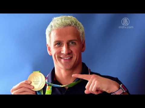 调查遭抢事件 美国奥运游泳选手被拦(里约奥运_美国游泳选手)