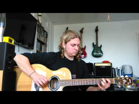 Joe Ryan - (Cover) Opeth - Coil