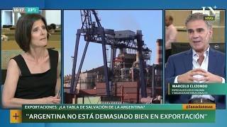 Exportaciones: ¿La tabla de salvación de la Argentina?